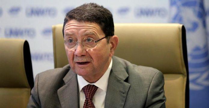 El secretario general de la Organización Mundial del Turismo (OMT), Taleb Rifai