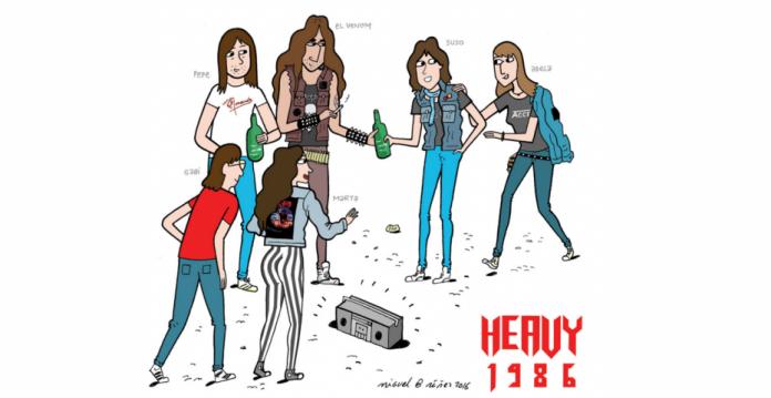 'Heavy 1986'