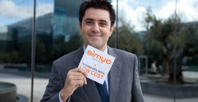 Jesús Noguera, CEO de Simyo