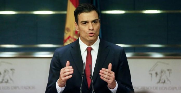 Sánchez designará mañana a su equipo negociador.