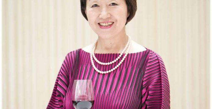 Yumi Tanabe, presidenta de