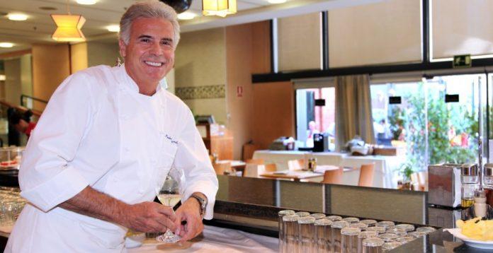 Pedro Larumbe, el chef costumbrista.