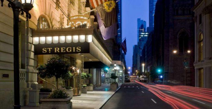 Starwood y Marriott prepara(ba)n su fusión para crear la mayor hotelera del mundo.