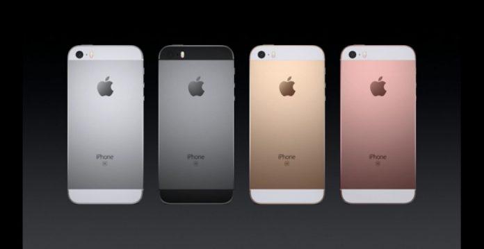 Un iPhone 6S dentro de un iPhone 5S