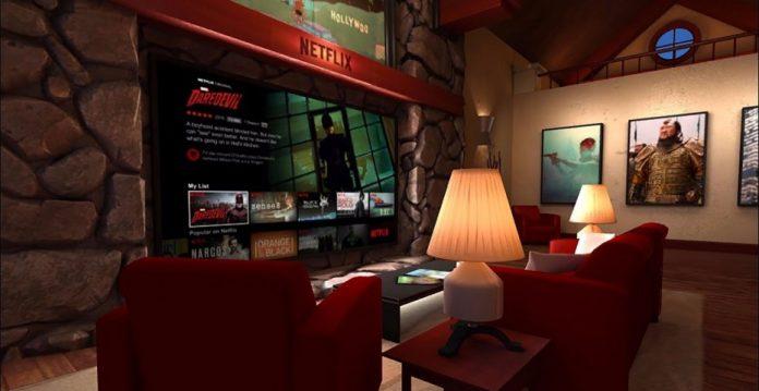 La realidad virtual de Netflix