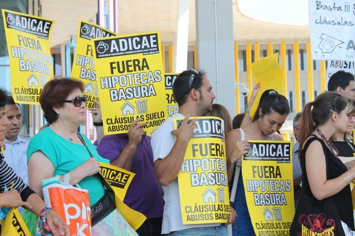adicae protesta cláusula