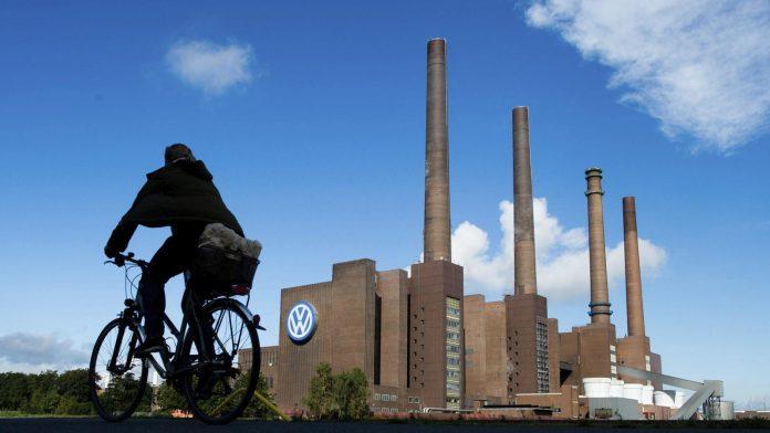 Volkswagen planta Wolfsburgo