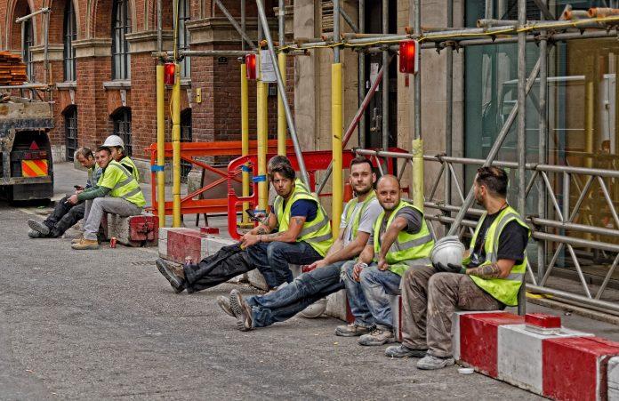 obreros salarios