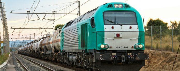 tren mercancias liberalización ferroviaria